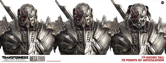 トランスフォーマー/最後の騎士王 MEGATRON(メガトロン) 通常版/DX版 可動フィギュアが予約開始! 1023hobby-megat-IM007