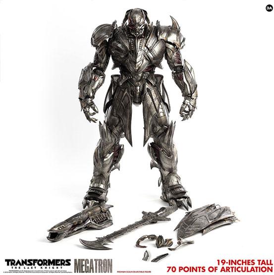 トランスフォーマー/最後の騎士王 MEGATRON(メガトロン) 通常版/DX版 可動フィギュアが予約開始! 1023hobby-megat-IM008