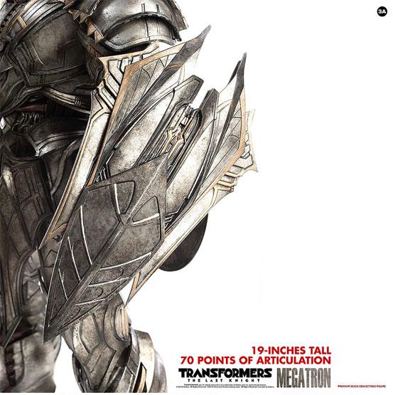 トランスフォーマー/最後の騎士王 MEGATRON(メガトロン) 通常版/DX版 可動フィギュアが予約開始! 1023hobby-megat-IM009