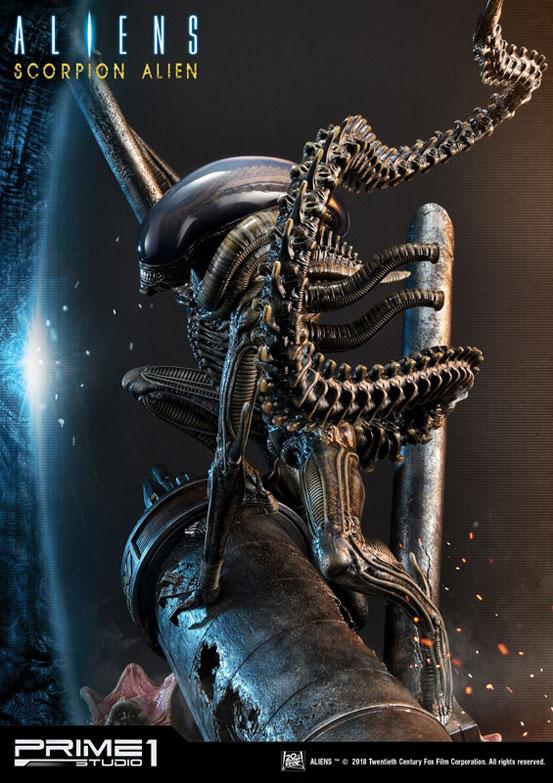 ダークホースコミックス エイリアン: スコーピオンエイリアン プライム1スタジオ スタチュー が予約開始! 1128hobby-aliens-IM003