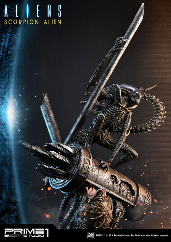 ダークホースコミックス エイリアン: スコーピオンエイリアン プライム1スタジオ スタチュー が予約開始! 1128hobby-aliens-IM004