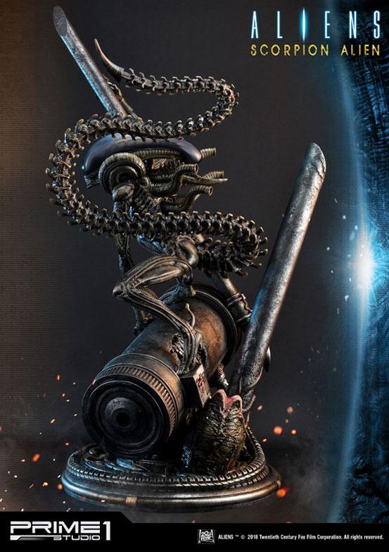 ダークホースコミックス エイリアン: スコーピオンエイリアン プライム1スタジオ スタチュー が予約開始! 1128hobby-aliens-IM005