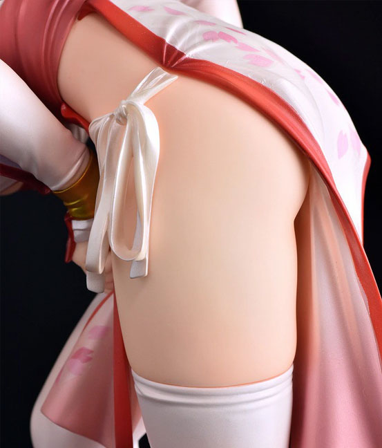 DEAD OR ALIVE 霞 C2ver. Refined Edition マックスファクトリー フィギュアが予約開始! 1204hobby-kasumi-IM007