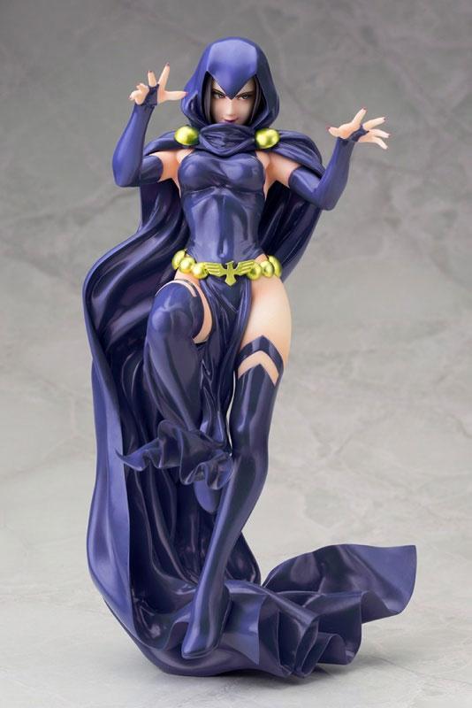 DC COMICS美少女 レイブン 2nd Edition コトブキヤ フィギュアが予約開始! 1204hobby-raven-IM003