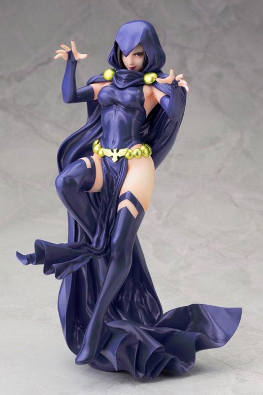 DC COMICS美少女 レイブン 2nd Edition コトブキヤ フィギュアが予約開始! 1204hobby-raven-IM004