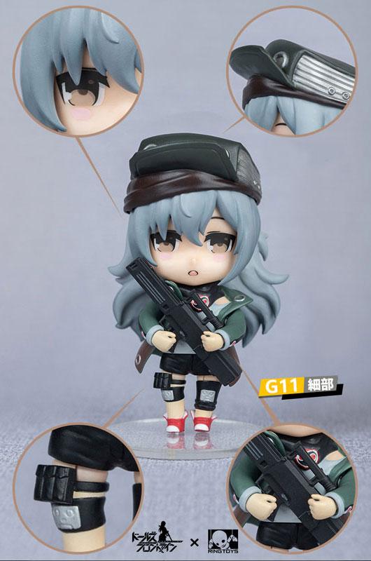 『ドールズフロントライン』 404小隊 公式可動フィギュア 4体セット RINGTOYSが登場! 1208hobby-dolls-IM005