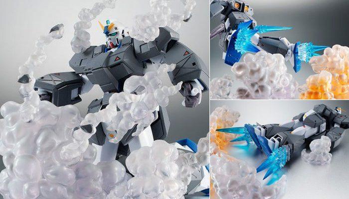 ROBOT魂 ガンダムNT-1 ver. A.N.I.M.E. ~チョバム・アーマー装備~ 可動フィギュアがプレバン限定で予約開始!