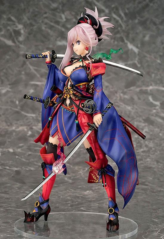 Fate/Grand Order セイバー/宮本武蔵 ファット フィギュアが予約開始!圧倒的なクオリティで第三再臨の姿を忠実に再現! 1218hobby-musasi-IM006