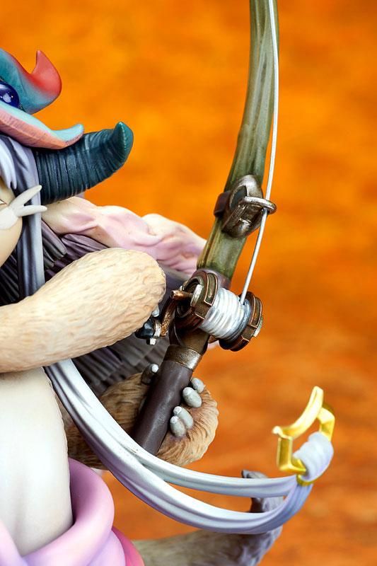 メイドインアビス「ナナチ ~ガンキマス釣り~」キューズQ フィギュアが予約開始!ダイナミックなヴィネットスタイルで立体化! 1227hobby-nanachi-IM006