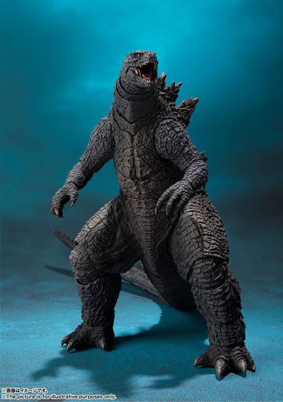 S.H.MonsterArts ゴジラ キング・オブ・モンスターズ ゴジラ(2019) / キングギドラ(2019) が予約開始! 1228hobby-godzila-IM002