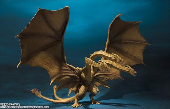 S.H.MonsterArts ゴジラ キング・オブ・モンスターズ ゴジラ(2019) / キングギドラ(2019) が予約開始! 1228hobby-godzila-IM004
