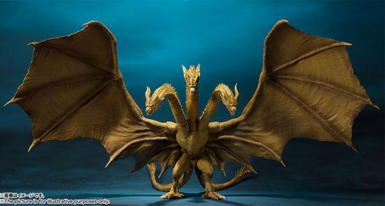 S.H.MonsterArts ゴジラ キング・オブ・モンスターズ ゴジラ(2019) / キングギドラ(2019) が予約開始! 1228hobby-godzila-IM005