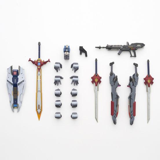 鉄機巧 トランスフォーマー スターセイバー Flame Toys 可動フィギュアが予約受付中! 0105hobby-TF-star-IM001