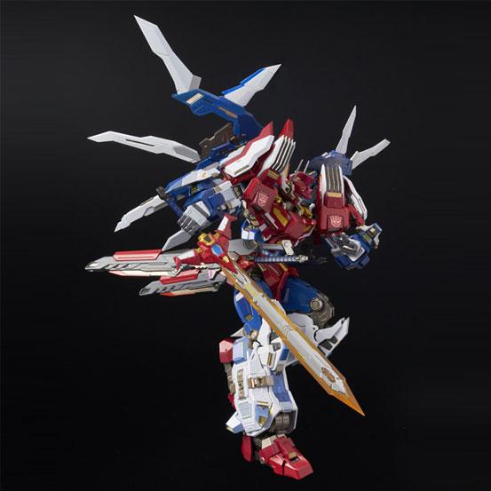 【ビッグサンダー 1点在庫あり(11/17)】鉄機巧 トランスフォーマー スターセイバー Flame Toysが登場! 0105hobby-TF-star-IM002