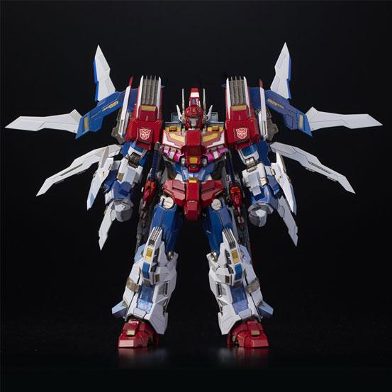 【ビッグサンダー 1点在庫あり(11/17)】鉄機巧 トランスフォーマー スターセイバー Flame Toysが登場! 0105hobby-TF-star-IM008