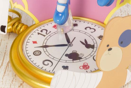 ガールズ&パンツァー 島田愛里寿 Wonderland Color ver. コトブキヤ フィギュアが予約開始! 0110hobby-alice-IM002