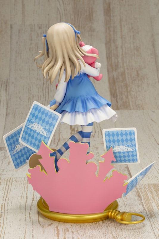 ガールズ&パンツァー 島田愛里寿 Wonderland Color ver. コトブキヤ フィギュアが予約開始! 0110hobby-alice-IM005