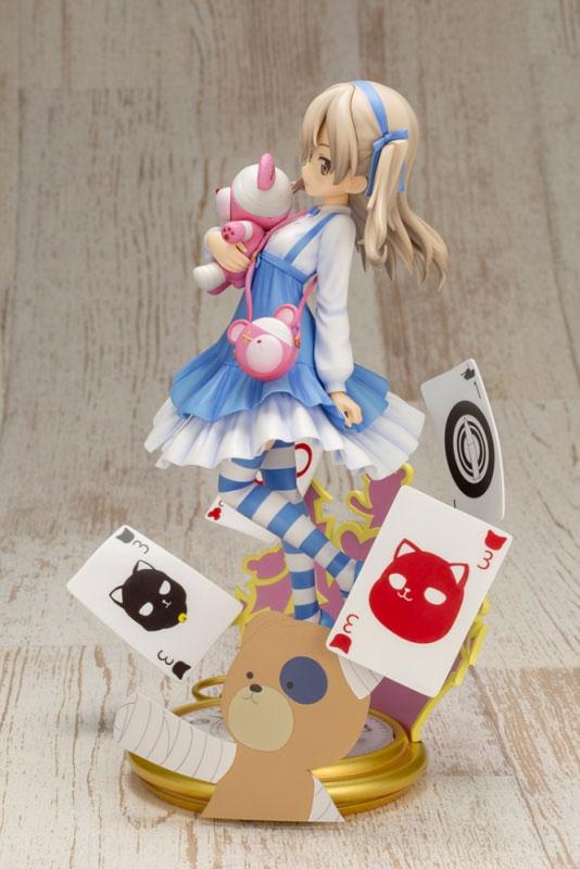 ガールズ&パンツァー 島田愛里寿 Wonderland Color ver. コトブキヤ フィギュアが予約開始! 0110hobby-alice-IM006
