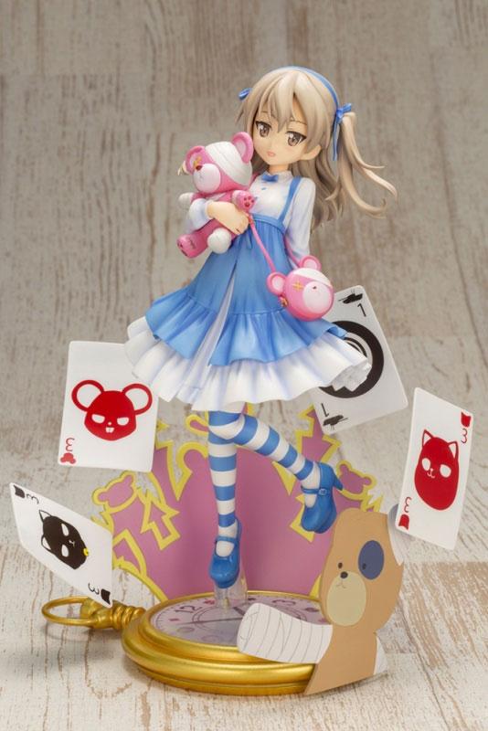 ガールズ&パンツァー 島田愛里寿 Wonderland Color ver. コトブキヤ フィギュアが予約開始! 0110hobby-alice-IM007