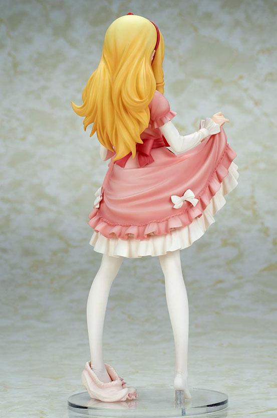 エロマンガ先生 山田エルフ キューズQ フィギュアが予約開始!スカートをたくし上げたポーズで立体化! 0110hobby-elf-IM002