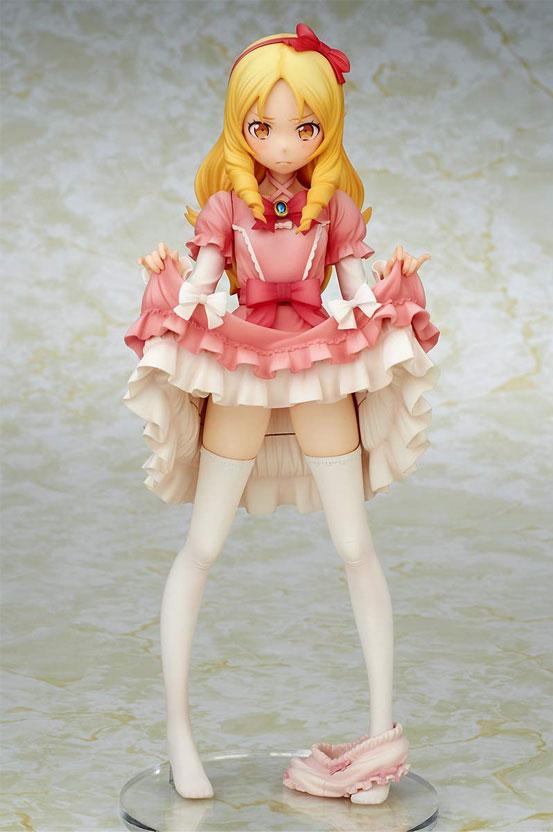 エロマンガ先生 山田エルフ キューズQ フィギュアが予約開始!スカートをたくし上げたポーズで立体化! 0110hobby-elf-IM005