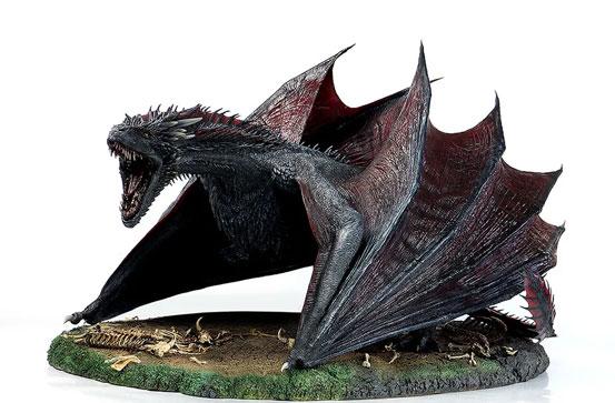ゲーム・オブ・スローンズ DROGON(ドロゴン) threezero フィギュアが予約開始!重量約10kgのど迫力サイズ! 0110hobby-got-IM001