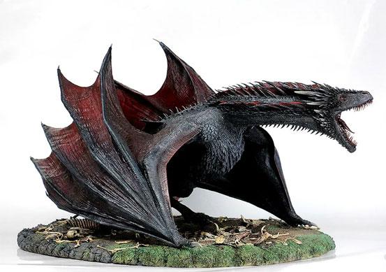 ゲーム・オブ・スローンズ DROGON(ドロゴン) threezero フィギュアが予約開始!重量約10kgのど迫力サイズ! 0110hobby-got-IM002