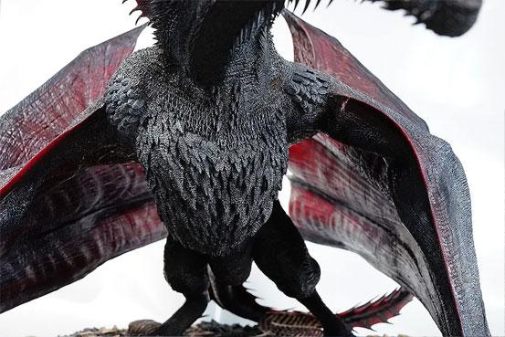 ゲーム・オブ・スローンズ DROGON(ドロゴン) threezero フィギュアが予約開始!重量約10kgのど迫力サイズ! 0110hobby-got-IM004