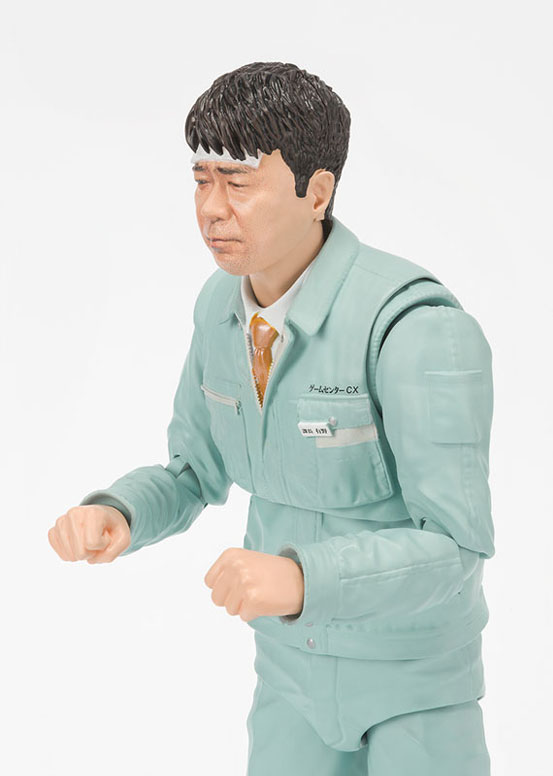 S.H.Figuarts ゲームセンターCX 有野課長 有野課長のイカVer 可動フィギュアが限定で販売開始! 0111hobby-arino-IM006