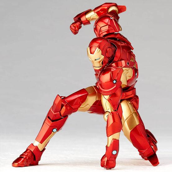 アメイジング・ヤマグチ 013「アイアンマン ブリーディングエッジアーマー」可動フィギュアが登場! 0111hobby-ironman-IM001