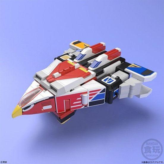 スーパーミニプラ 鳥人戦隊ジェットマン 超弩級 ジェットガルーダ/天空合体 ジェットイカロス が予約開始! 0121hobby-minipla-IM002