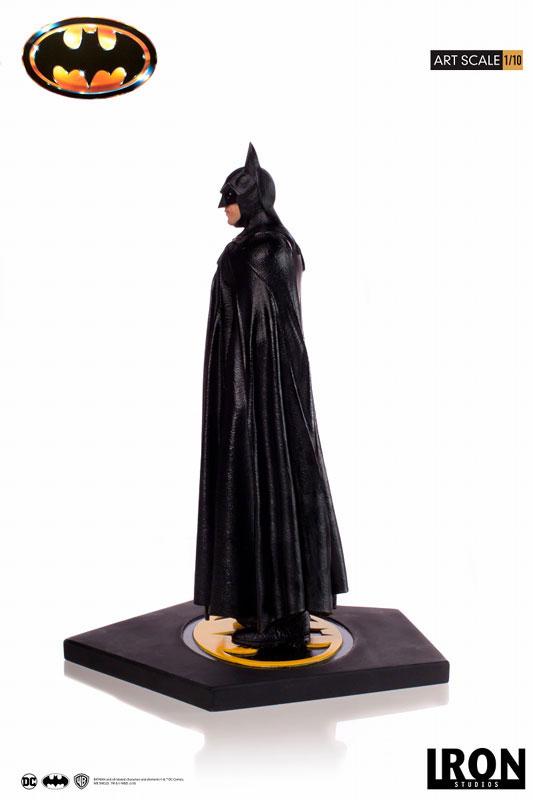 バットマン 1989 ティム・バートン/ バットマン 1/10 アートスケール アイアンスタジオ スタチューが登場! 0122hobby-batman-IM004