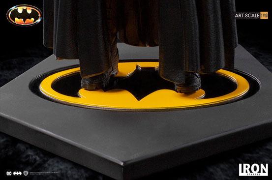 バットマン 1989 ティム・バートン/ バットマン 1/10 アートスケール アイアンスタジオ スタチューが登場! 0122hobby-batman-IM007