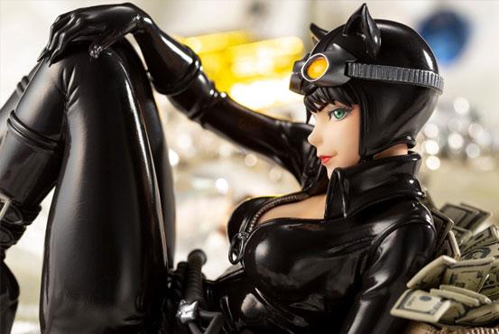 DC COMICS美少女 キャットウーマン リターンズ コトブキヤ フィギュアが予約開始! 0212hobby-cat-IM001