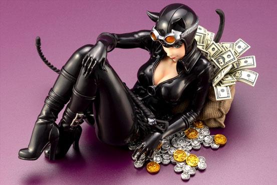 DC COMICS美少女 キャットウーマン リターンズ コトブキヤ フィギュアが予約開始! 0212hobby-cat-IM002