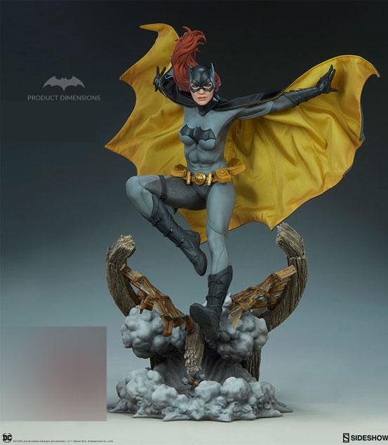 『DCコミックス』 プレミアム・フォーマット・フィギュア バットガールが予約開始!全高約53センチビッグサイズ! 0214hobby-batgirl-IM001