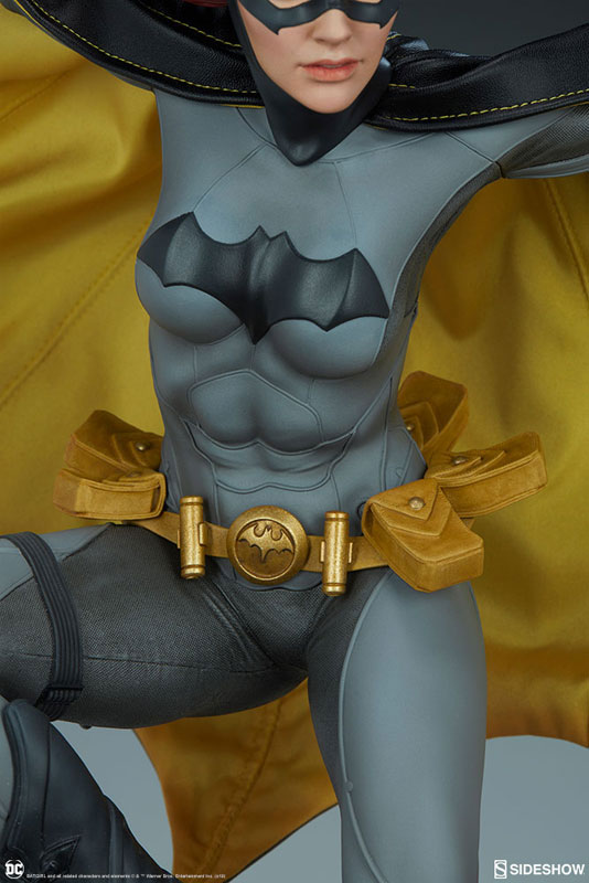 『DCコミックス』 プレミアム・フォーマット・フィギュア バットガールが予約開始!全高約53センチビッグサイズ! 0214hobby-batgirl-IM007