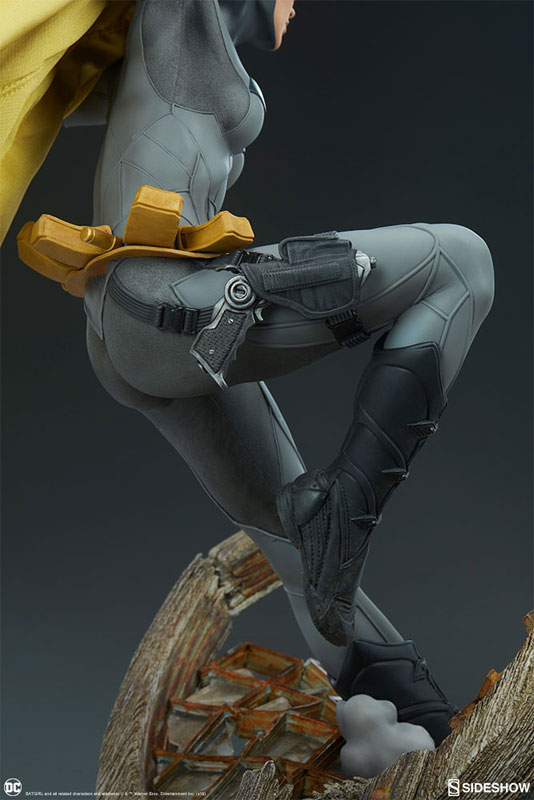 『DCコミックス』 プレミアム・フォーマット・フィギュア バットガールが予約開始!全高約53センチビッグサイズ! 0214hobby-batgirl-IM008