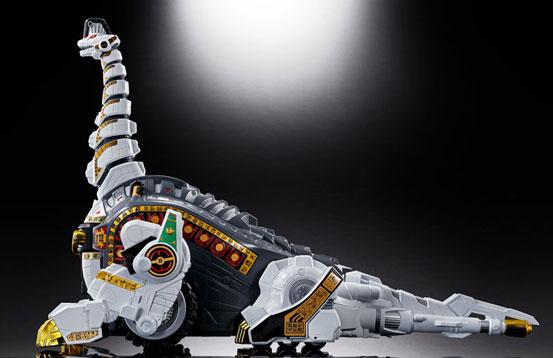 超合金魂 GX-85 恐竜戦隊ジュウレンジャー キングブラキオン バンダイが登場!全長約41cmのビッグサイズ! 0216hobby-king-IM004