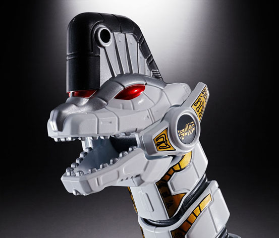 超合金魂 GX-85 恐竜戦隊ジュウレンジャー キングブラキオン バンダイが登場!全長約41cmのビッグサイズ! 0216hobby-king-IM005