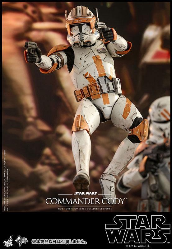 「オーダー66を実行せよ。」ムービー・マスターピース SW EP3/シスの復讐 1/6 コマンダー・コーディ 可動フィギュアが予約開始! 0218hobby-comander-IM002