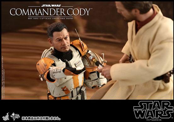 「オーダー66を実行せよ。」ムービー・マスターピース SW EP3/シスの復讐 1/6 コマンダー・コーディ 可動フィギュアが予約開始! 0218hobby-comander-IM007
