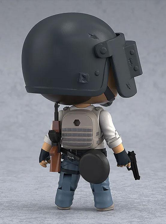 ねんどろいど PUBG The Lone Survivor グッスマ 可動フィギュアが予約開始!フライパンなどが付属! 0221hobby-pubg-IM006