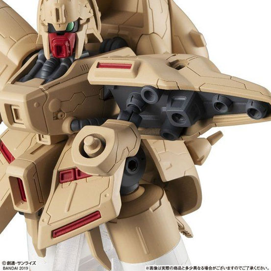 MOBILE SUIT ENSEMBLE EX11 アプサラスII / ガシャポン戦士f EX06 α・アジール がプレバン限定で予約開始! 0225hobby-gasha-IM001