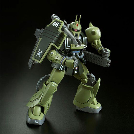 HG 1/144 ザク・キャノン がプレバン限定で予約開始!MSV版の特徴的な装甲を新規造形で再現! 0305hobby-PB-IM003