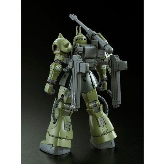 HG 1/144 ザク・キャノン がプレバン限定で予約開始!MSV版の特徴的な装甲を新規造形で再現! 0305hobby-PB-IM004