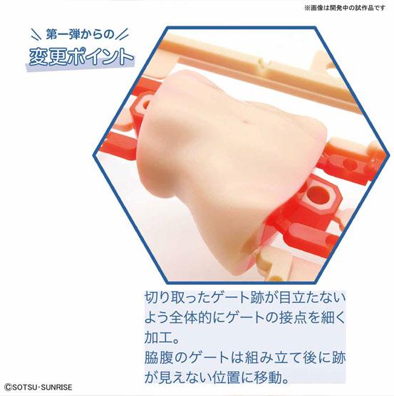 【ホビーサーチ 再入荷(6/15)】Figure-riseLABO ホシノ・フミナ[The Second Scene] バンダイ プラモデルが登場! 0306hobby-fumina-IM005