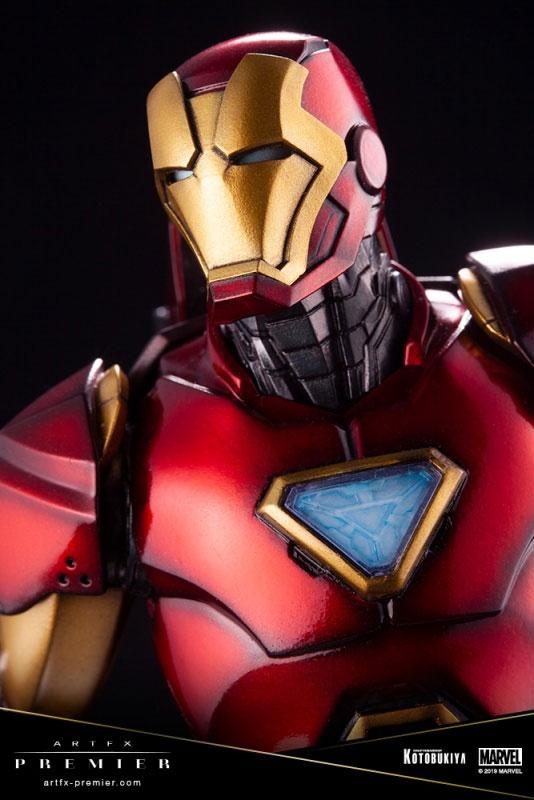 ARTFX PREMIER「アイアンマン」コトブキヤ フィギュアが予約開始!重厚感のある質感を再現! 0314hobby-ironman-IM002