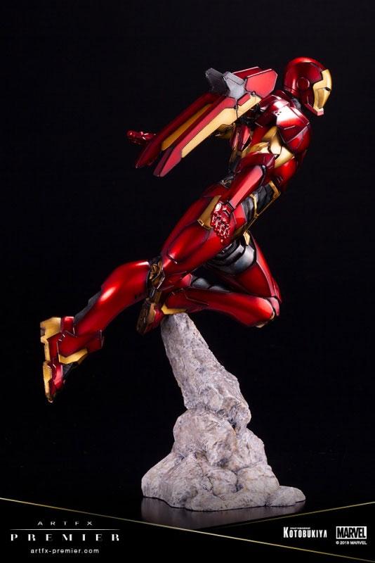 ARTFX PREMIER「アイアンマン」コトブキヤ フィギュアが予約開始!重厚感のある質感を再現! 0314hobby-ironman-IM003