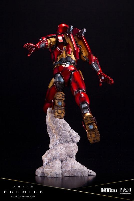 ARTFX PREMIER「アイアンマン」コトブキヤ フィギュアが予約開始!重厚感のある質感を再現! 0314hobby-ironman-IM004